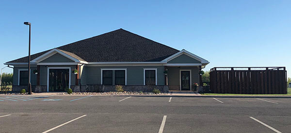 Sandstone Family and Cosmetic Dentistry's New Facility